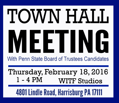 ps4rs town hall meeting 2016